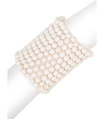 natori bone small beaded bracelet, women's