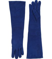 blumarine gloves