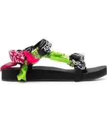 arizona love trekky bandana bicolor sandals