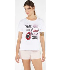 pigiama corto free your gossip