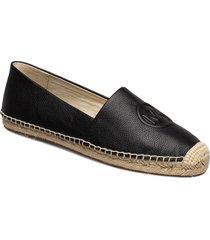 dylyn espadrille sandaletter expadrilles låga svart michael kors shoes