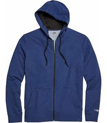 msx by michael strahan men's modern fit full-zip hoodie - size: medium