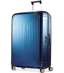 "closeout! samsonite neopulse 30"" hardside spinner suitcase"