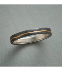 stream of gold ring