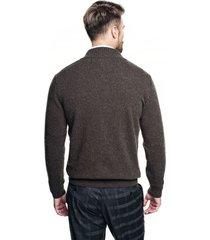 sweter onley kr brąz