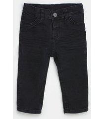 pantalón negro cheeky super skinny dark