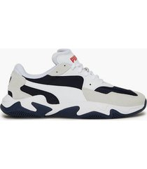 puma storm adrenaline sneakers white