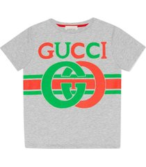 gucci cotton interlock g t-shirt