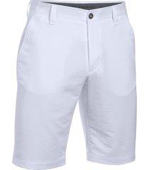 pantaloneta para hombre under armour-blanco