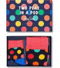 giftbox 2pak skarpetki dla dorosłego i dziecka