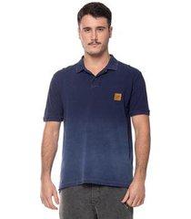 camisa gola polo em piquet bottom mormaii - masculino