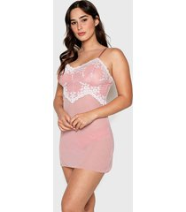 babydoll chic france rosa - calce regular