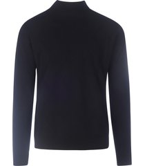 giorgio armani knitted sweater