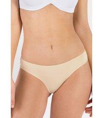 bikini microfibra beige sacks