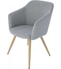 krzesło fotel tapicerowany gretta