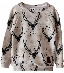 bluza deer grey