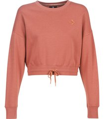 sweater converse cropped crew