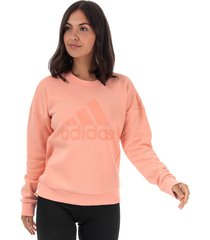 womens must haves bos crew sweatshirt