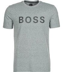 t-shirt korte mouw boss tiburt