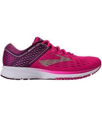 zapatillas running mujer brooks ws ravena 9-rosa