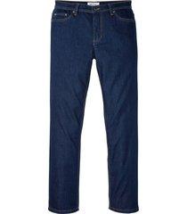 jeans elasticizzati sostenibili con poliestere riciclato (blu) - john baner jeanswear