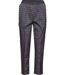 tenna pantalon met rechte pijpen blauw custommade