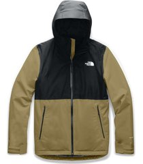 chaqueta inlux insulated beige the north face