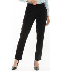 pantalon para mujer en poliester tafetan multicolor