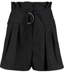 iro corsten high waist shorts