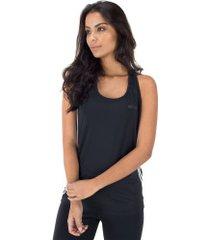 camiseta regata adidas d2m 3s tank - feminina - preto