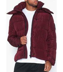 diesel w smith ya wh jacket jackor röd
