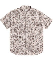 men's baja blues short sleeve shirt