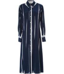 paul smith dress chemisier silk