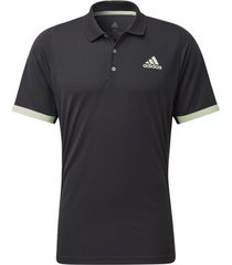 polo shirt korte mouw adidas new york poloshirt