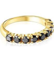 anillo en plata mujer 18145571 dorado