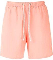 track & field beach ultramax swim shorts - pink