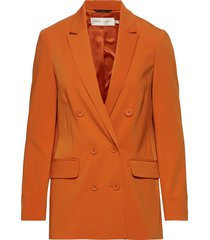 abra blazer blazers over d blazers orange inwear