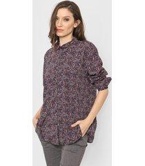 camisa violeta sail indira