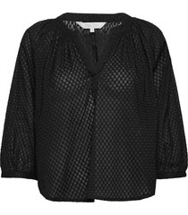 erdonaepw bl blouse lange mouwen zwart part two
