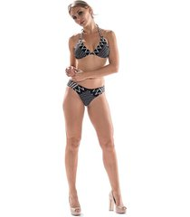 nicole olivier badmode bikini melanie zwart 5473