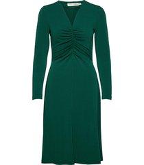 cicilieiw dress knälång klänning grön inwear