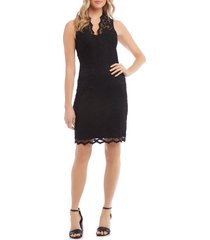 women's karen kane lace cocktail dress