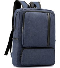 cerulean flamehorse business laptop bag casual minimalista mochila para hombre