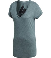 camiseta manga corta de mujer lifestyle adidas winners tee