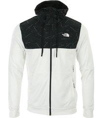 trainingsjack the north face train n logo overlay jacket