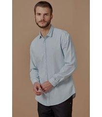 camisa ml jeans arte delave