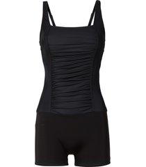 costume intero a pantaloncino (nero) - bpc selection