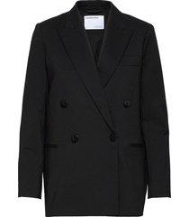 sansah blazer blazers over d blazers svart designers, remix