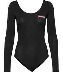 uftk-body-ls uw body t-shirts & tops bodies svart diesel women