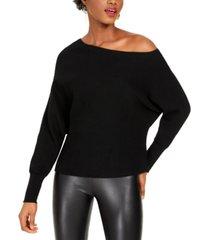 thalia sodi one-shoulder sweater, created for macy's